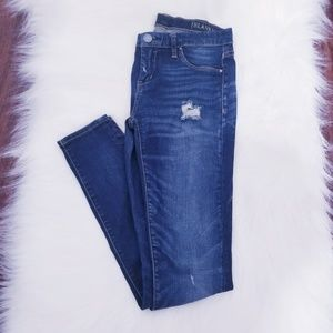 Blank NYC ankle jeans